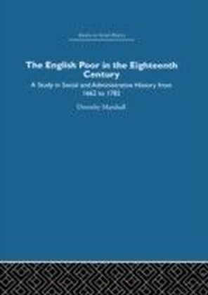 English Poor in the Eighteenth Century