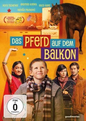 Das Pferd auf dem Balkon, 1 DVD