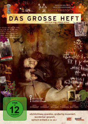 Das große Heft, 1 DVD