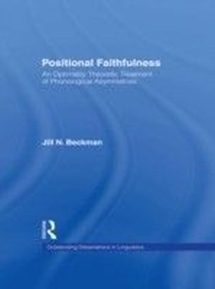 Positional Faithfulness
