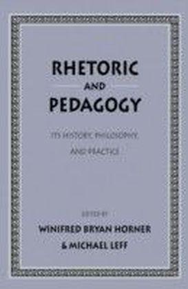 Rhetoric as Pedagogy