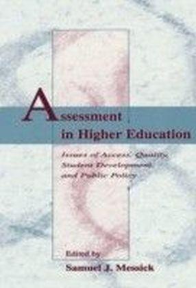 Assessment in Higher Education
