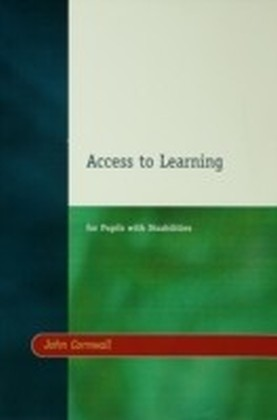 Access to Learning for Pupils with Disabilities