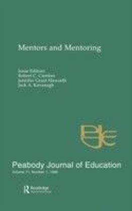 Mentors and Mentoring