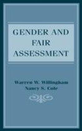 Gender and Fair Assessment
