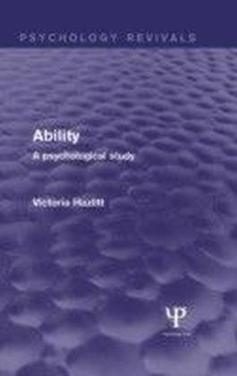 Ability (Psychology Revivals)
