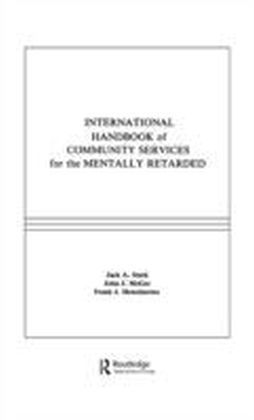 International Handbook of Community Services for the Mentally Retarded