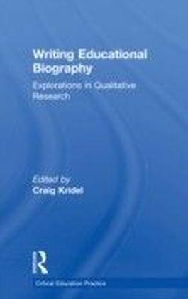 Writing Educational Biography