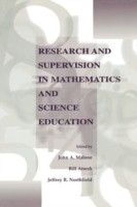 Research and Supervision in Mathematics and Science Education