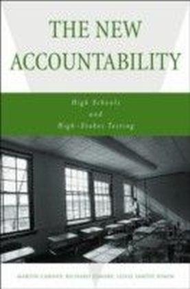 New Accountability