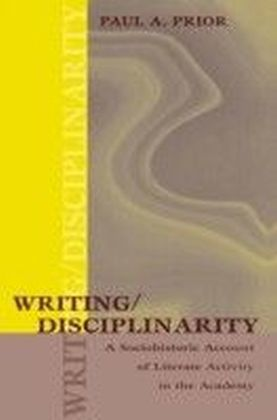 Writing/Disciplinarity