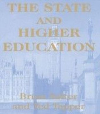 State and Higher Education