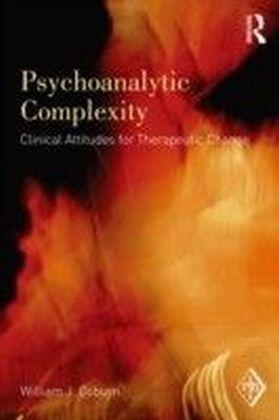 Psychoanalytic Complexity
