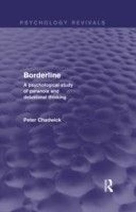 Borderline (Psychology Revivals)
