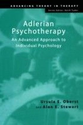 Adlerian Psychotherapy