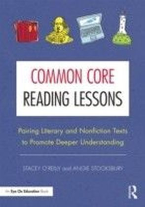 Common Core Reading Lessons