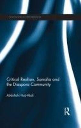 Critical Realism, Somalia and the Diaspora Community