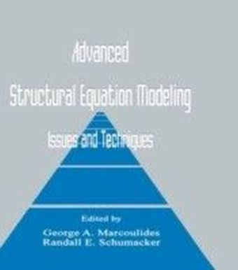 Advanced Structural Equation Modeling