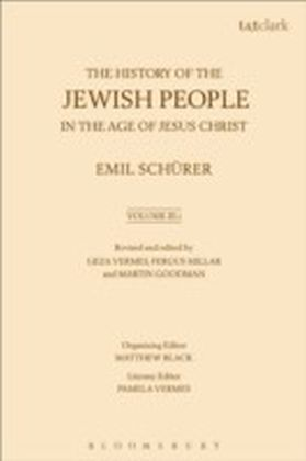 History of the Jewish People in the Age of Jesus Christ: Volume 3.i