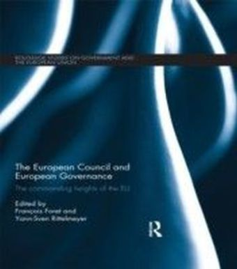European Council and European Governance