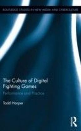 Culture of Digital Fighting Games