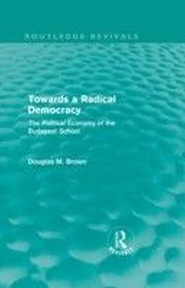 Towards a Radical Democracy (Routledge Revivals)