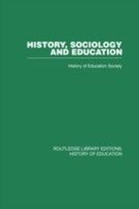 History, Sociology and Education