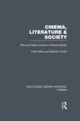 Cinema, Literature & Society