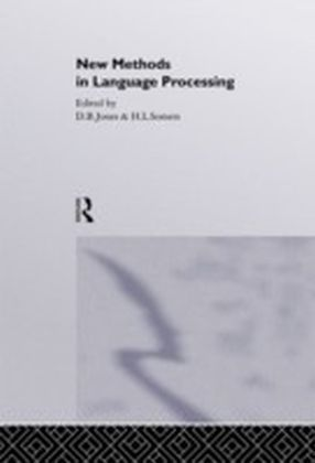 New Methods In Language Processing