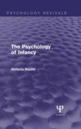 Psychology of Infancy (Psychology Revivals)