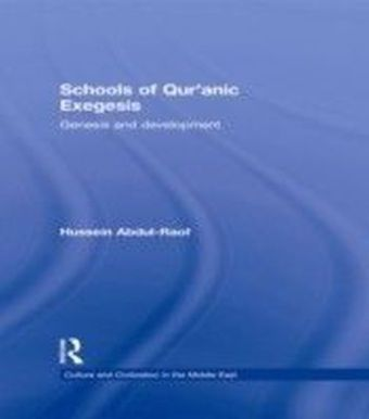Schools of Qur'anic Exegesis