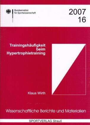 Trainingshäufigkeit beim Hypertrophietraining