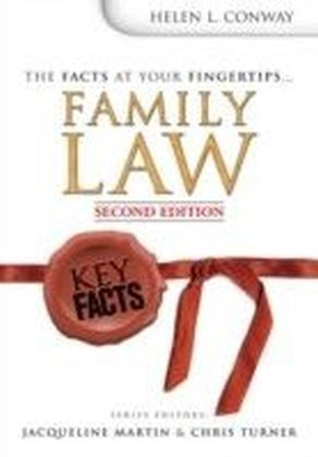 Key Facts: Family Law 2nd Edition