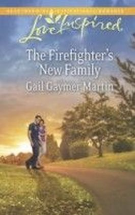 Firefighter's New Family (Mills & Boon Love Inspired)