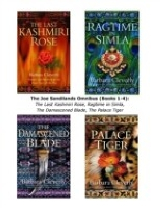 Joe Sandilands Omnibus (Books 1-4)