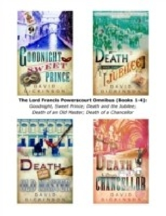 Lord Francis Powerscourt Omnibus (Books 1-4)