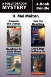 Polly Deacon Mysteries 4-Book Bundle