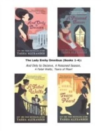 Lady Emily Omnibus (Books 1-4)