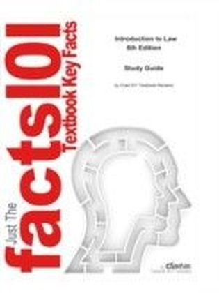 e-Study Guide for: Introduction to Law by Beth Walston-Dunham, ISBN 9781111311896