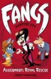 Fangs Vampire Spy Book 3