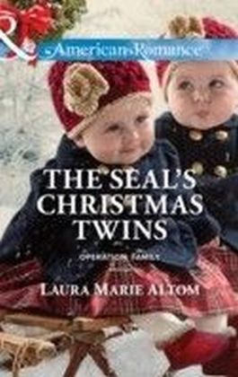 SEAL's Christmas Twins (Mills & Boon American Romance) (Operation: Family - Book 5)