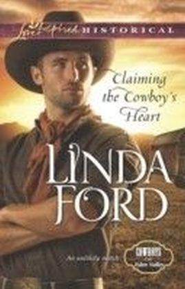 Claiming the Cowboy's Heart (Mills & Boon Love Inspired Historical) (Cowboys of Eden Valley - Book 4)