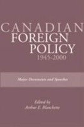 Canadian Foreign Policy: 1945-2000