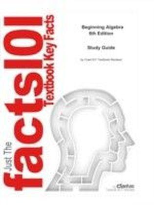 e-Study Guide for: Beginning Algebra by Elayn Martin-Gay, ISBN 9780321784919