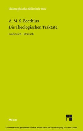 Die theologischen Traktate