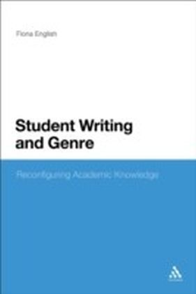 Student Writing and Genre