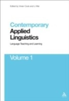 Contemporary Applied Linguistics Volume 1