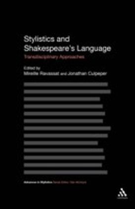 Stylistics and Shakespeare's Language