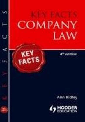 Key Facts Company Law, 4th Edition