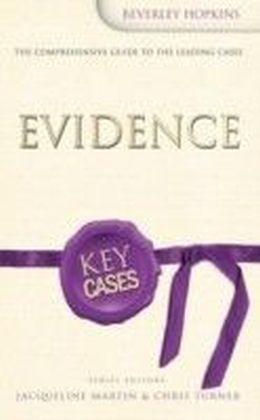 Key Cases: Evidence
